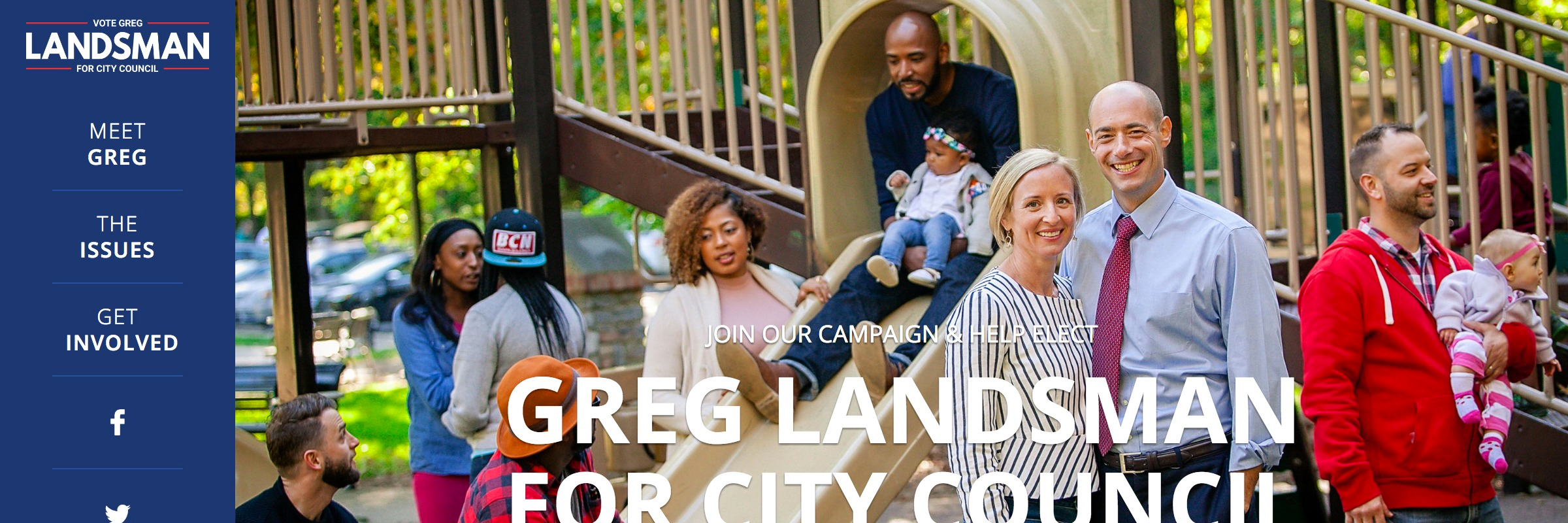 Greg Landsman For Cincinnati Council