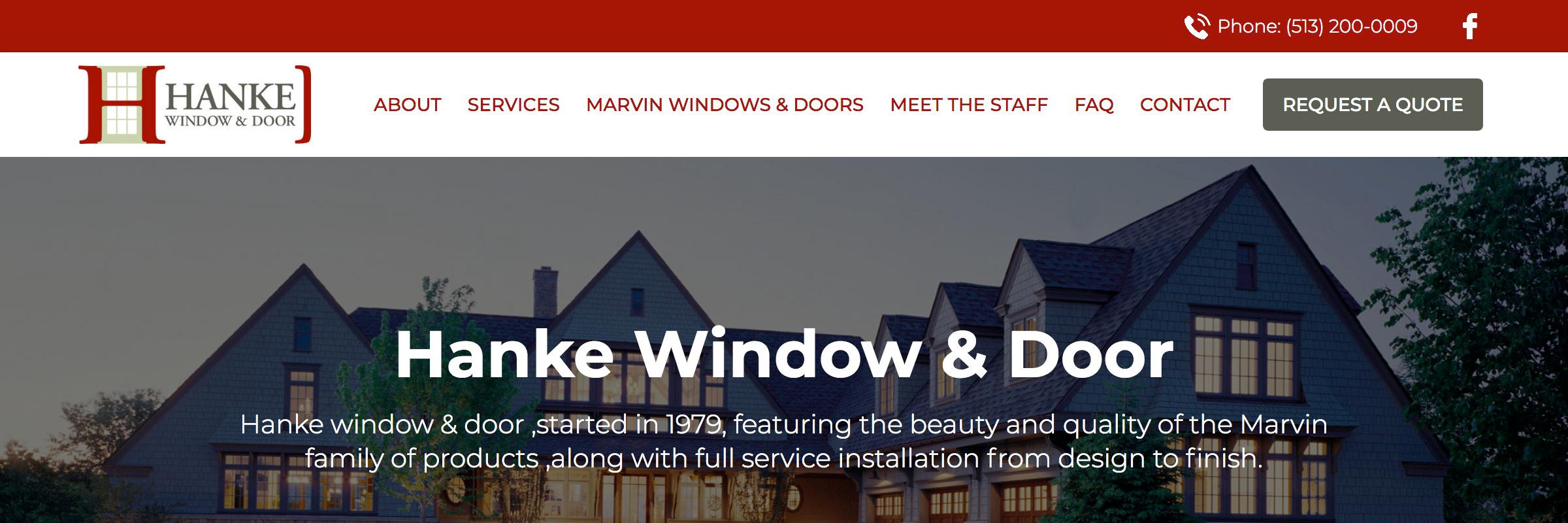 Hanke Window & Door