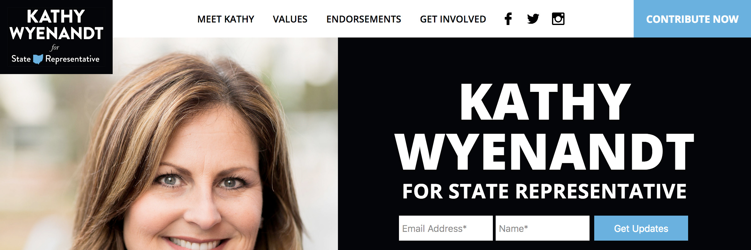 Kathy Wyenandt For State Representative