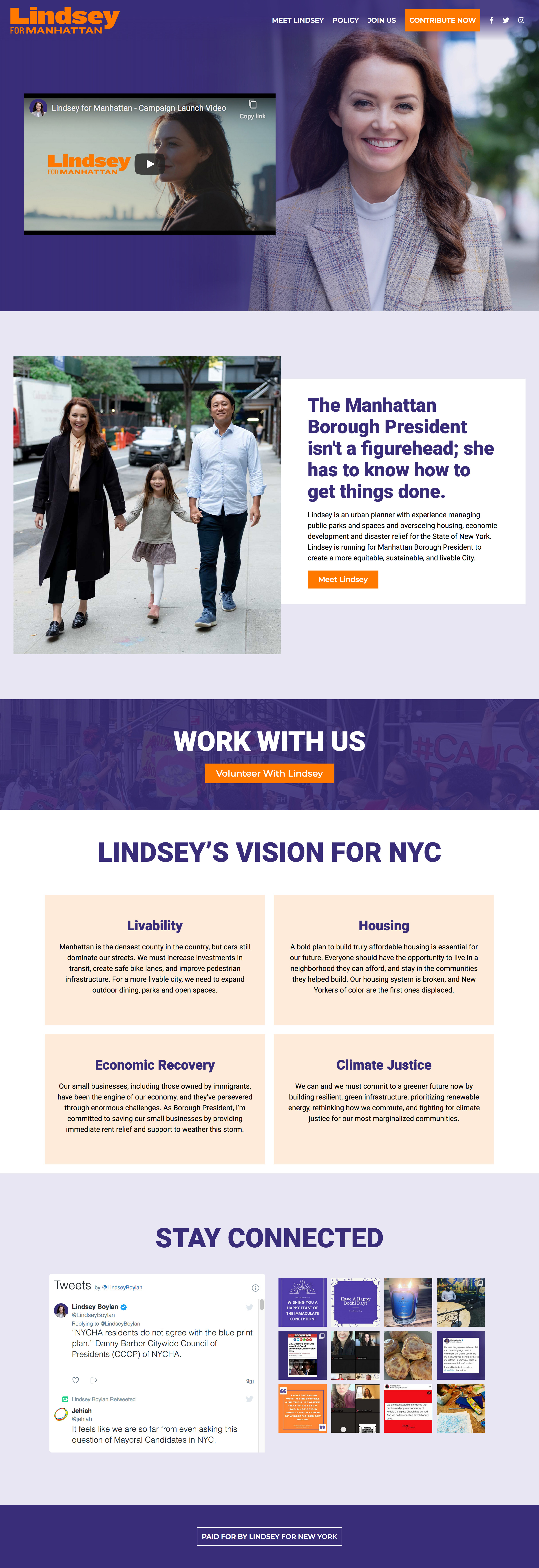 Lindsey Boylan For Manhattan