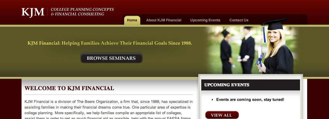 KJM Financial