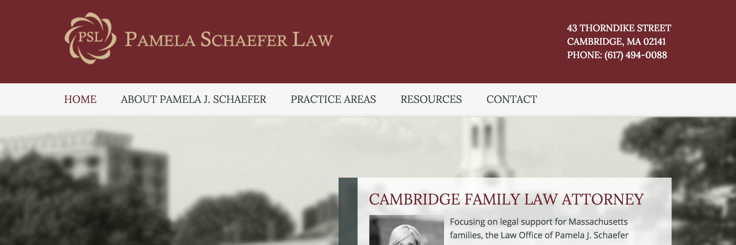 Pamela Schaefer Law