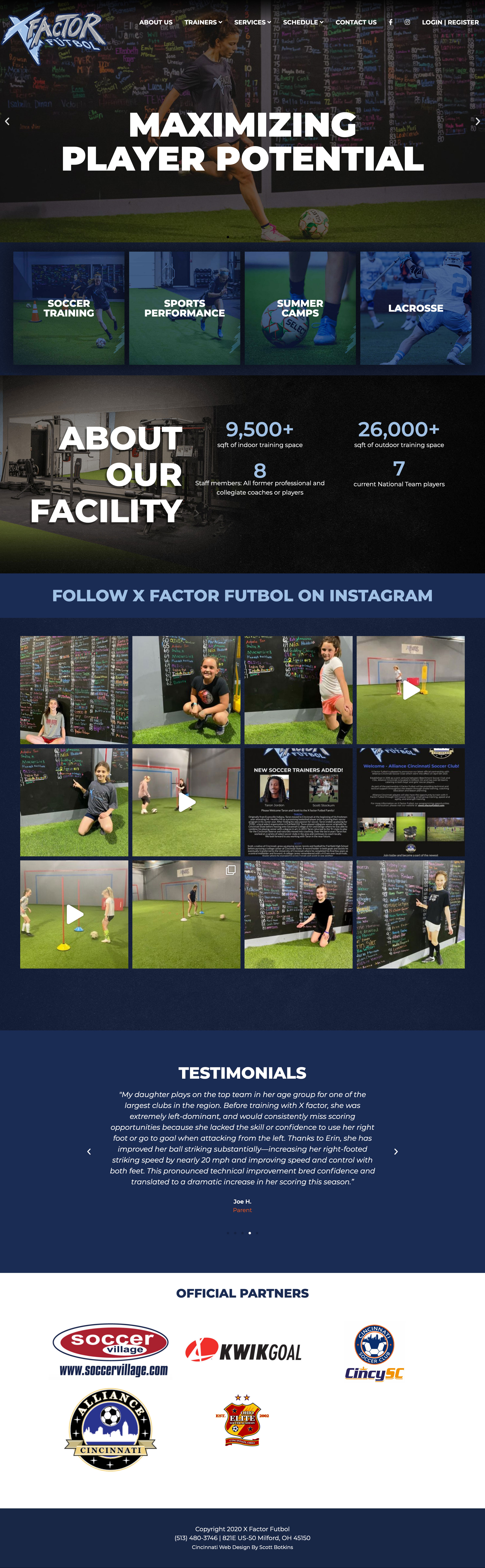 XFactor Futbol