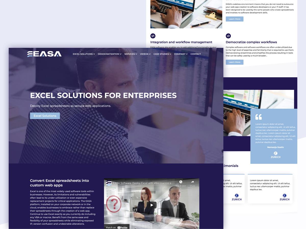 EASA Software