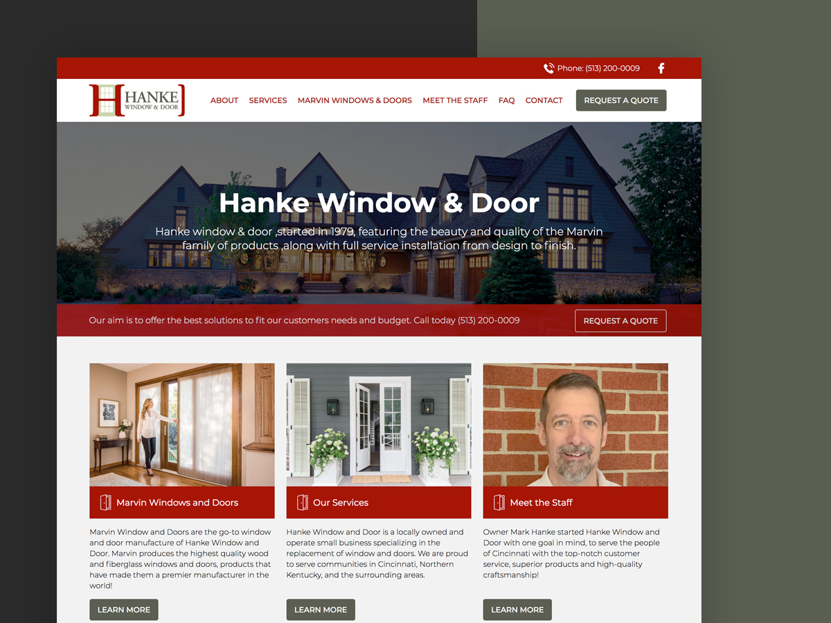 Hanke Window & Door