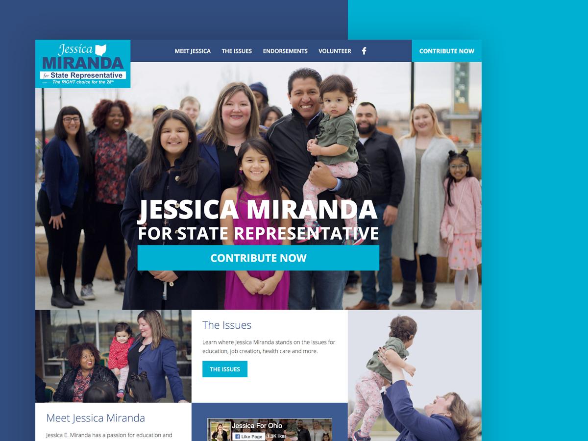 Jessica Miranda For State Representative