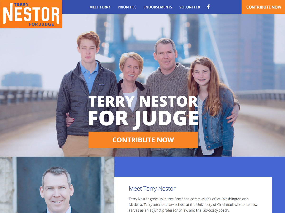 Terry Nestor For Judge