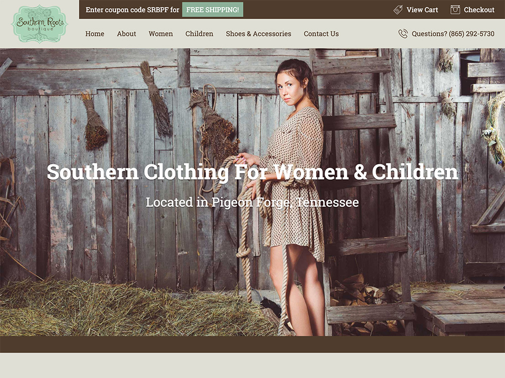 Southern Roots Boutique